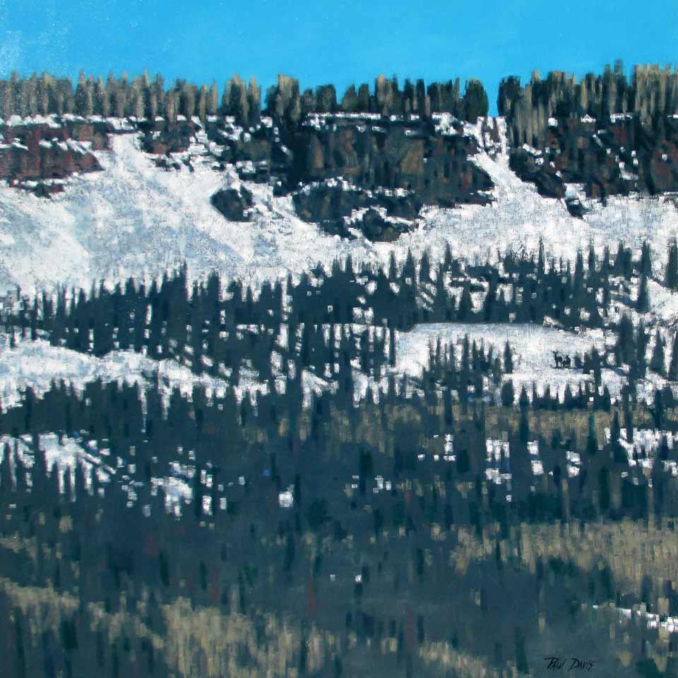 At 10,000 Feet by Paul Davis