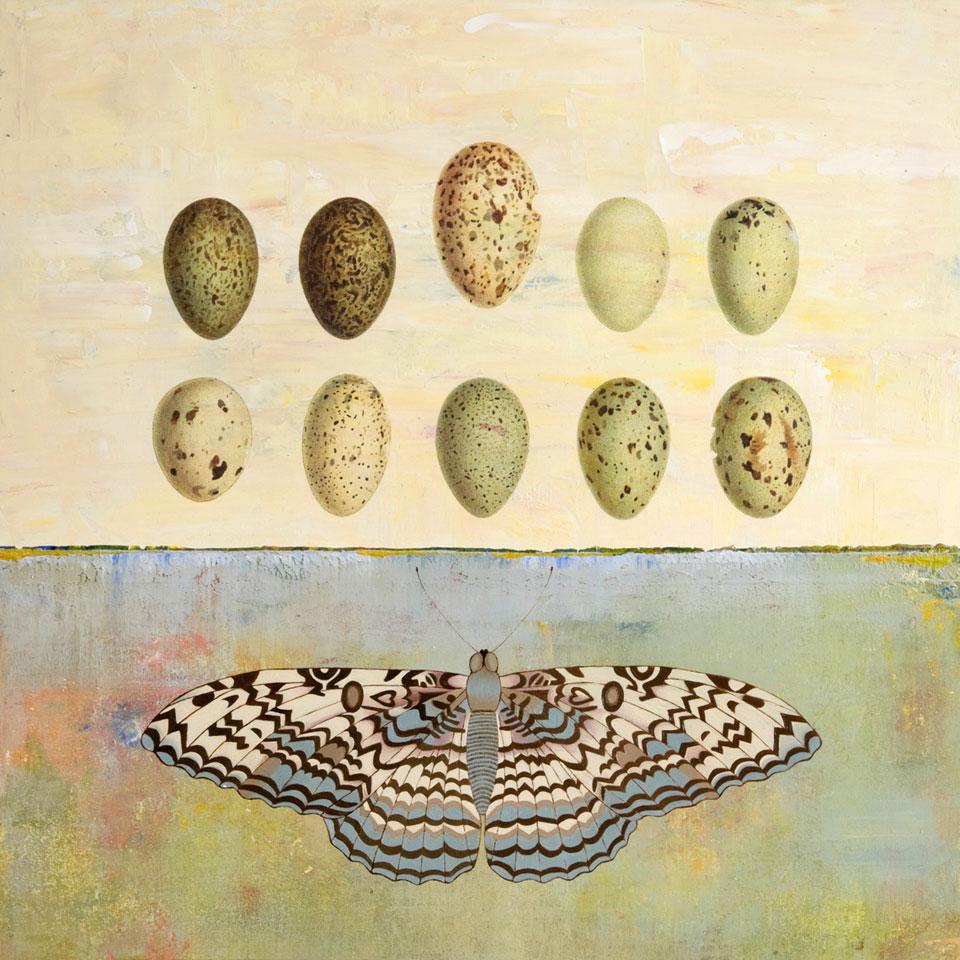 In the Beginning was the Egg by Kari Moe-Hoffman