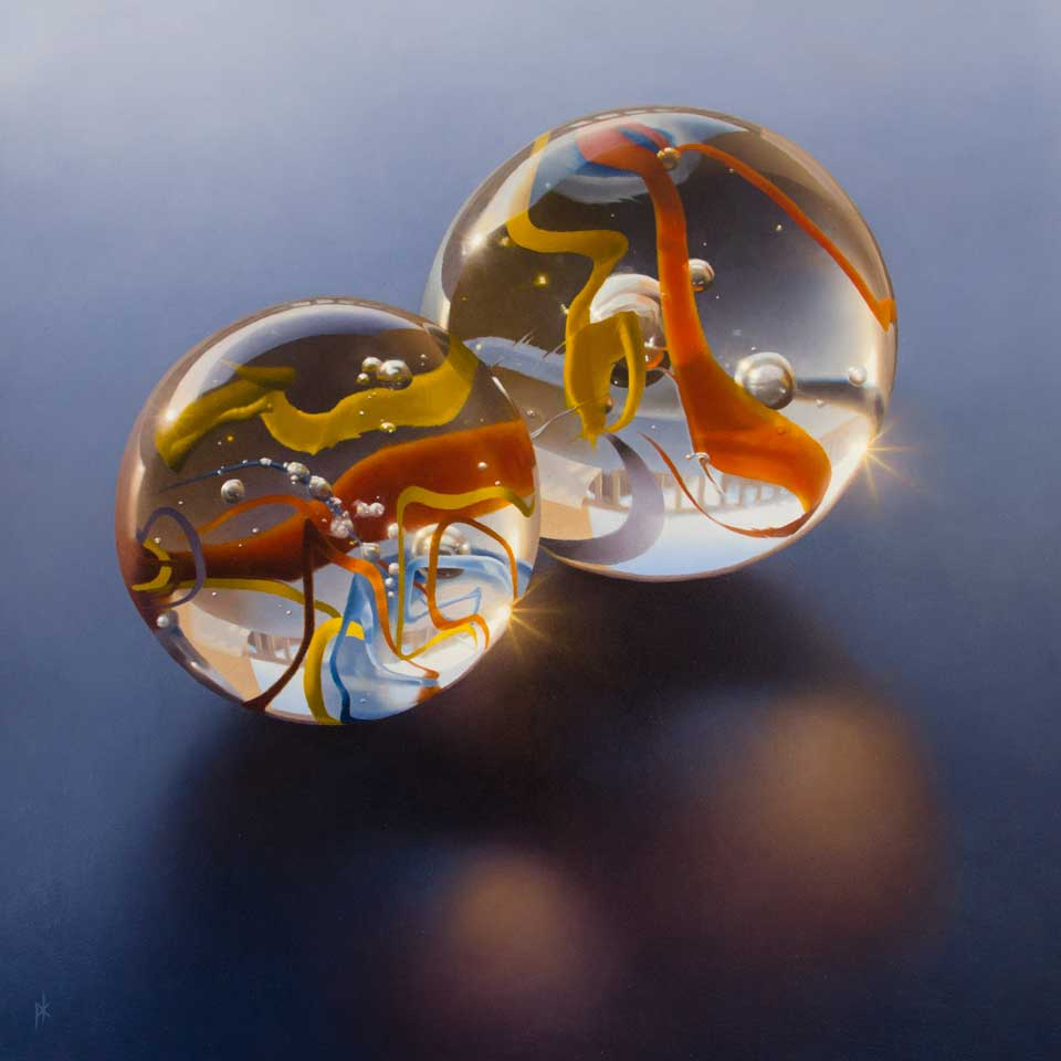Marbles by Patrick Kramer