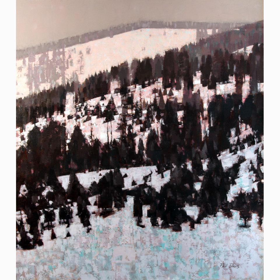 Winter by Paul Davis