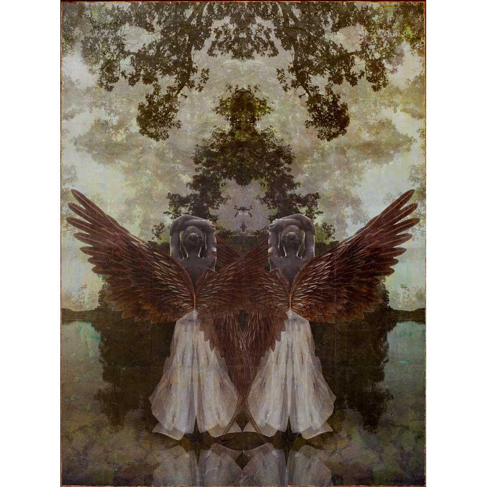 After Eden by Sondra Wampler