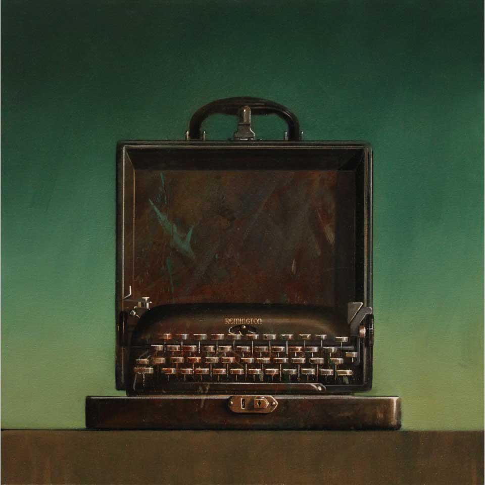 Remington Rand Portable II by Wendy Chidester
