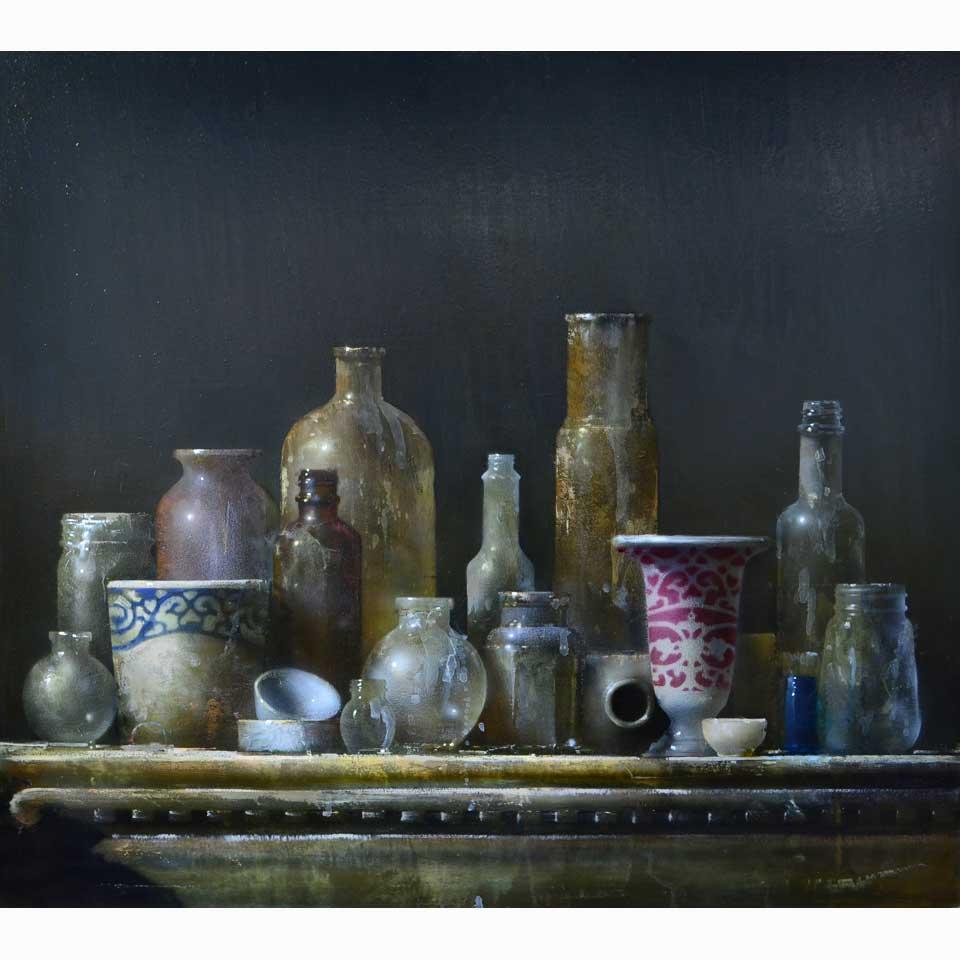 Bottlescape by David Dornan