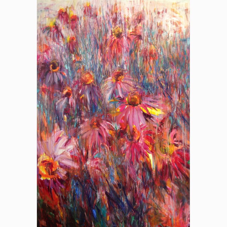 Echinacea by Maria Zielinska