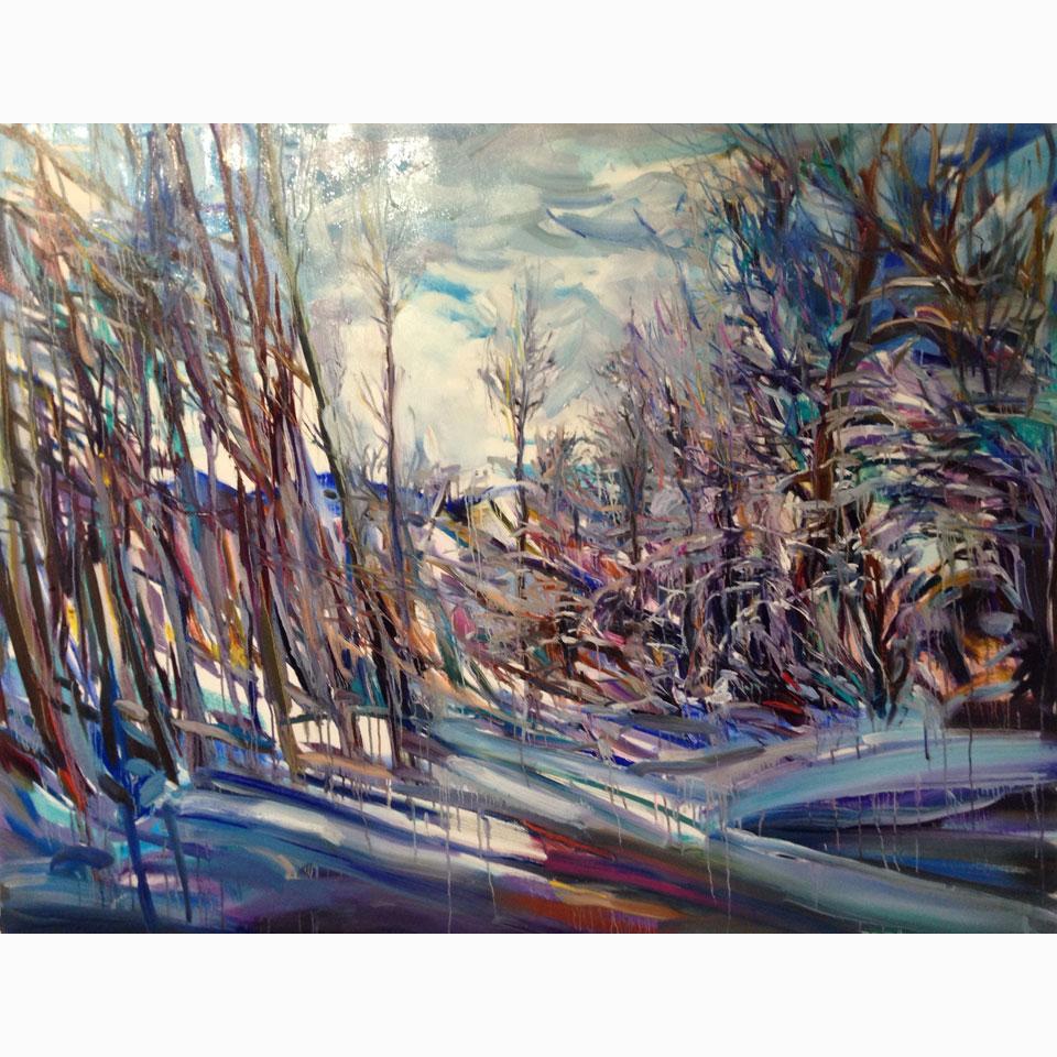White Pine by Maria Zielinska