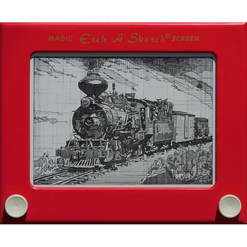 Etch Express by Ben Steele