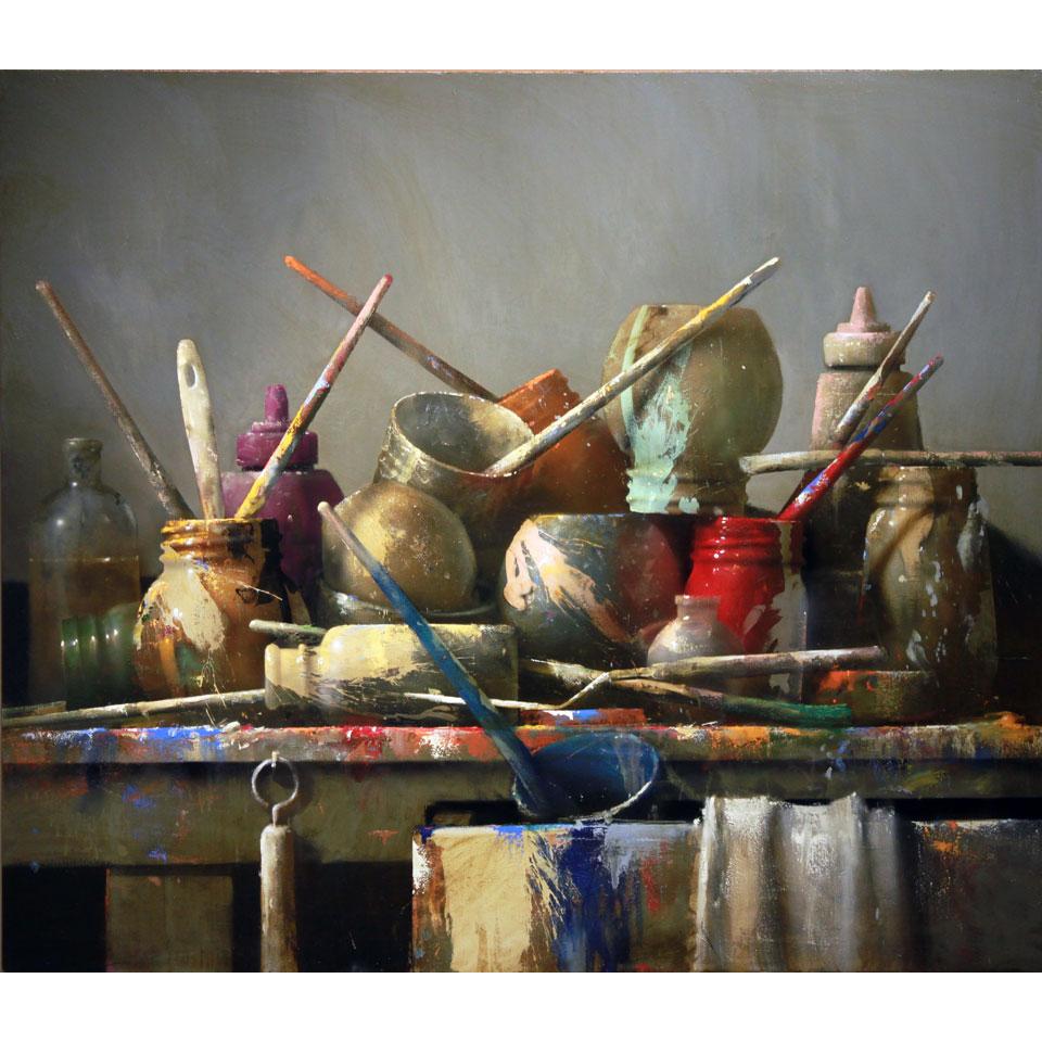 Counter Balance by David Dornan