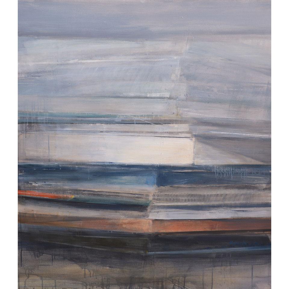 Monolith II by Anne Kaferle
