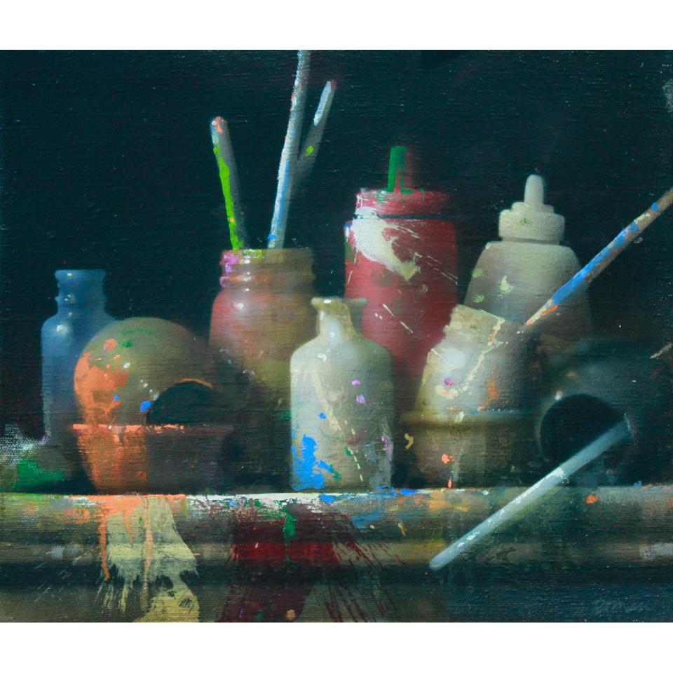 Onlookers 1 by David Dornan