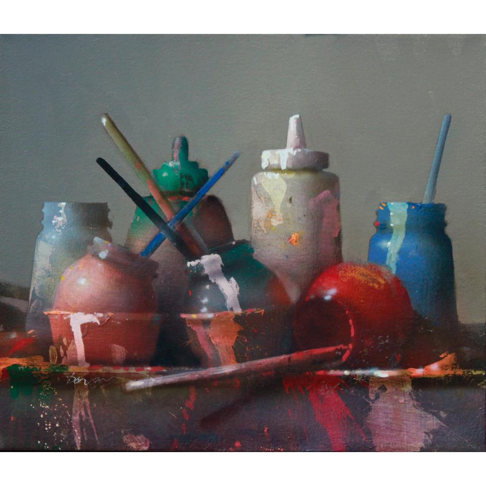 Onlookers II by David Dornan