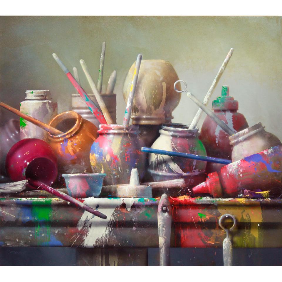 Backsplash by David Dornan