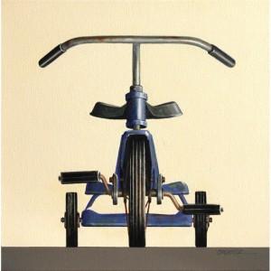 Blue Trike