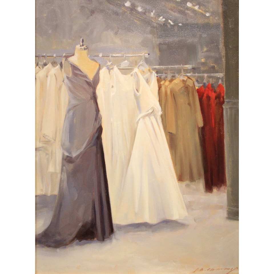 The Grey Gown by Patricia Canney