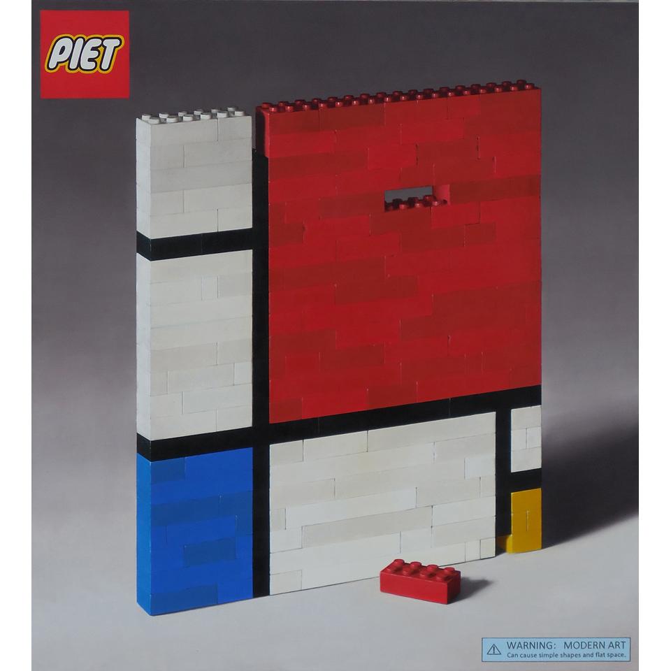 Piet's Playground by Ben Steele