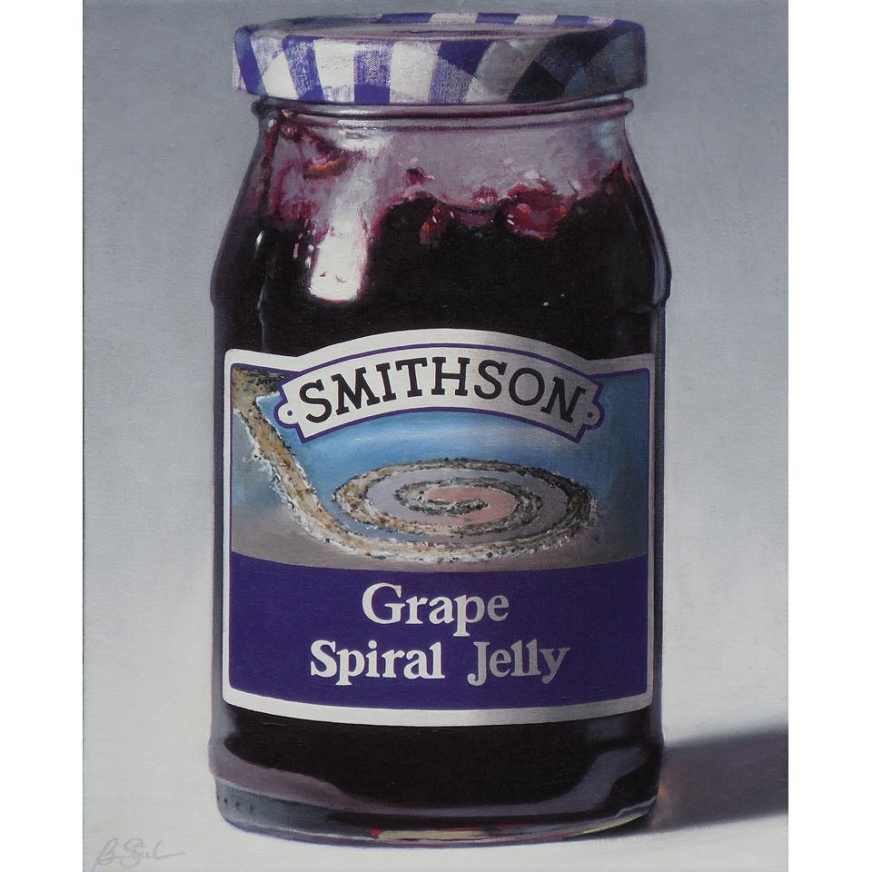 Smithson Jelly by Ben Steele