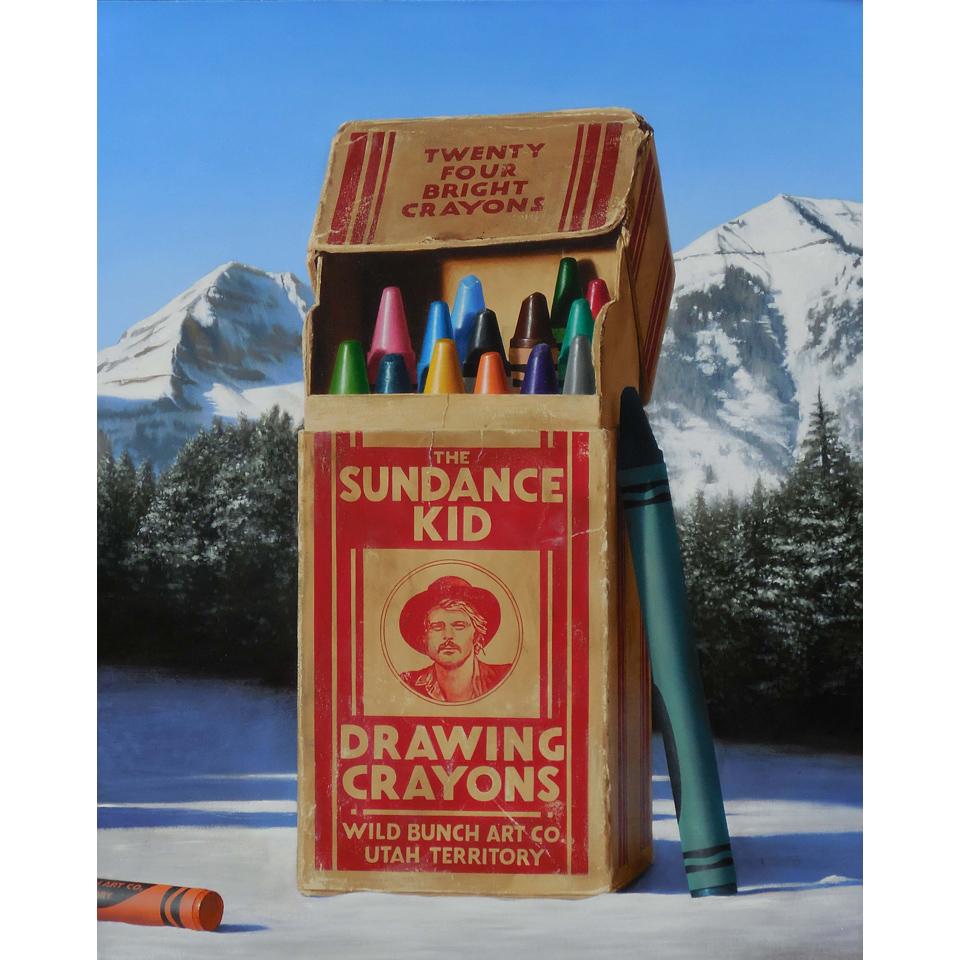 The Sundance Kid by Ben Steele