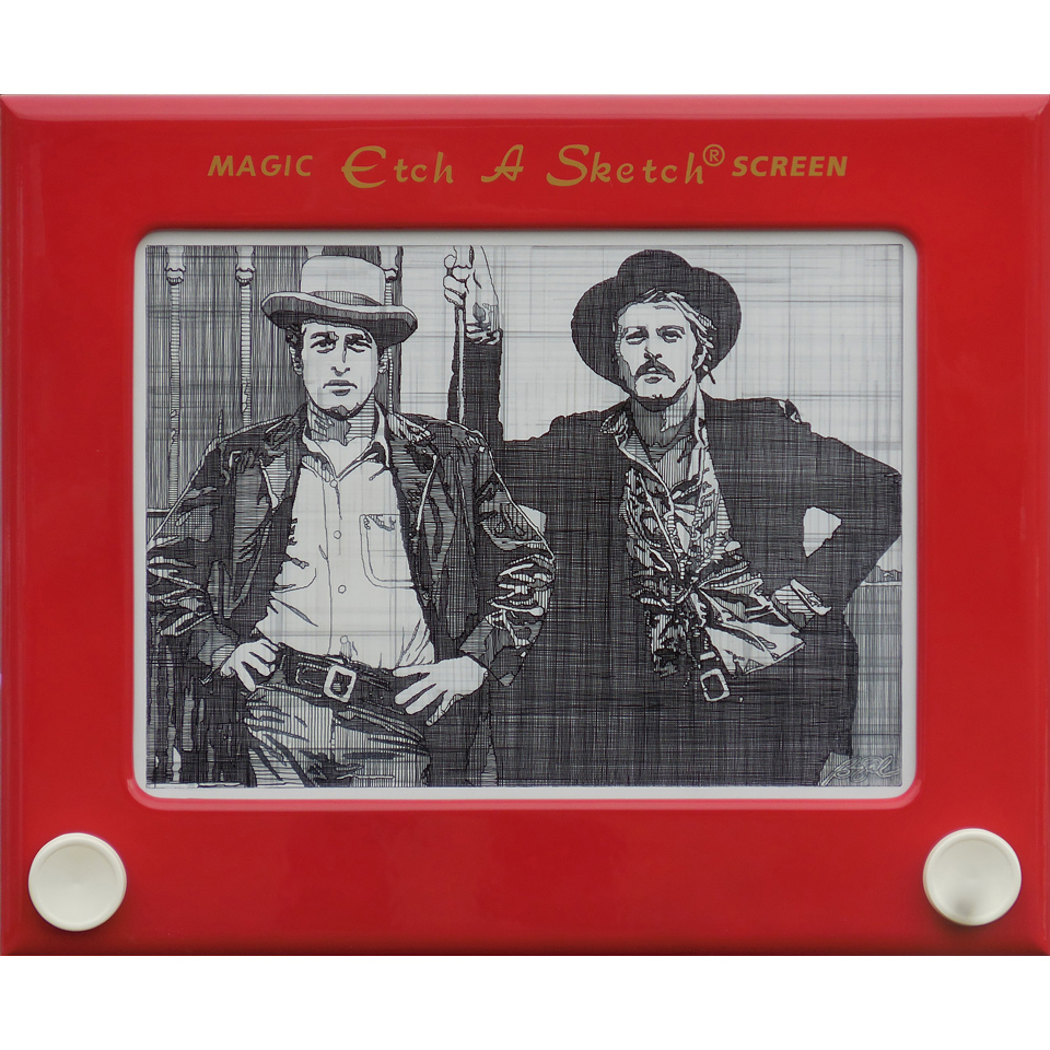 The Wild Etch by Ben Steele