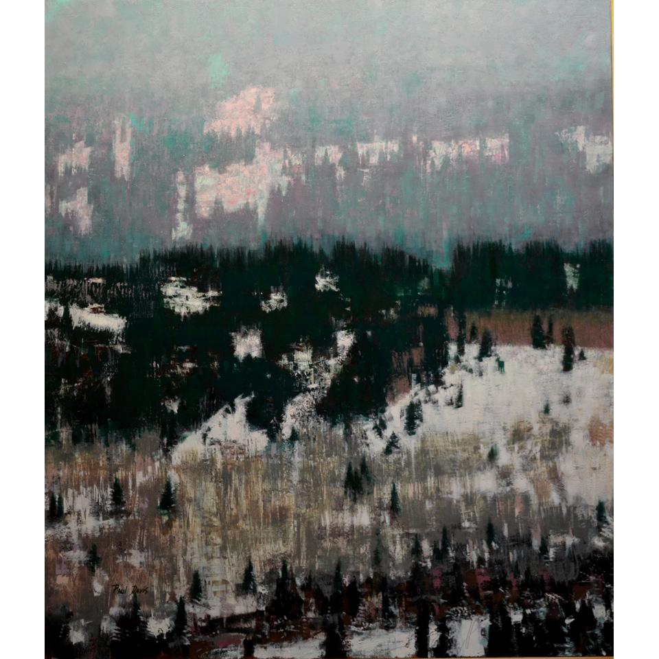 Cross Country by Paul Davis
