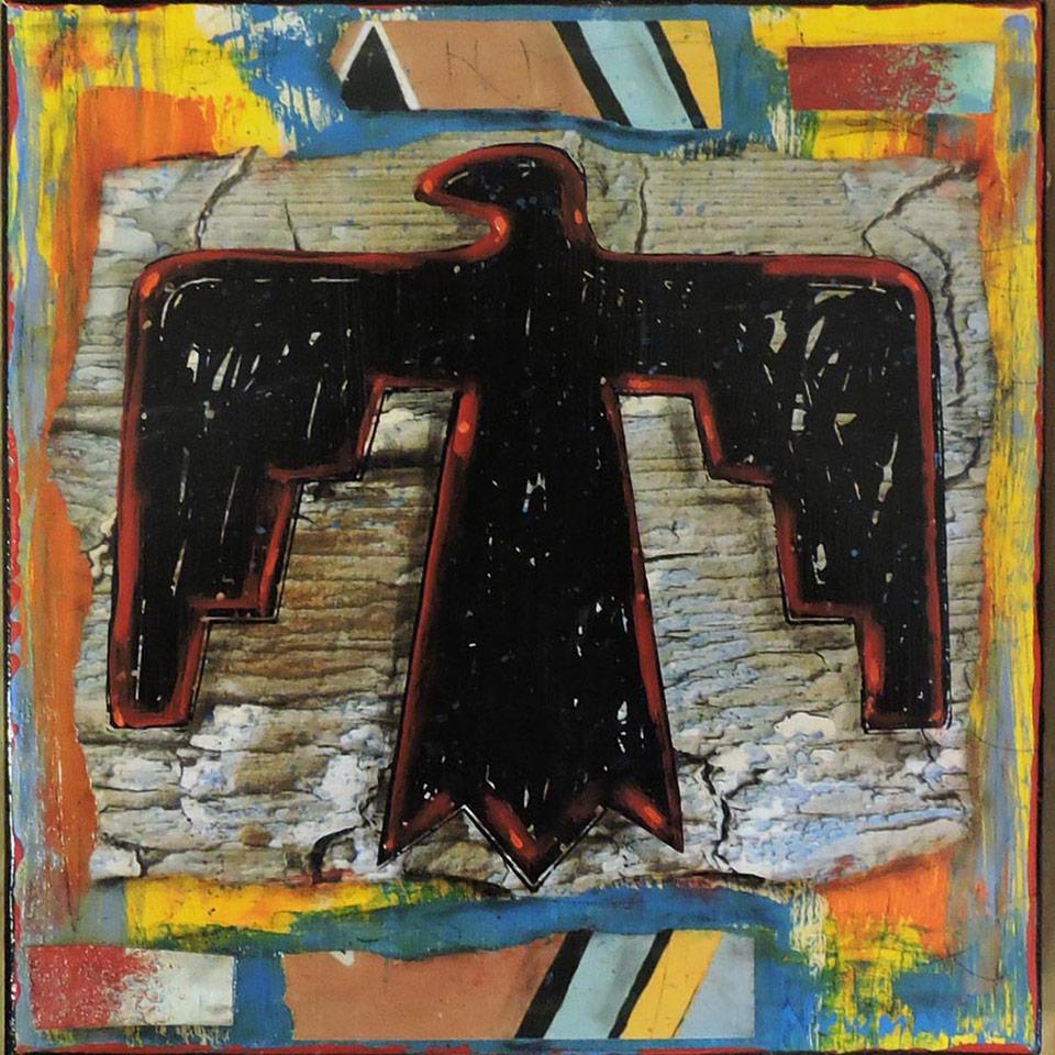 Thunderbird by Dave Newman