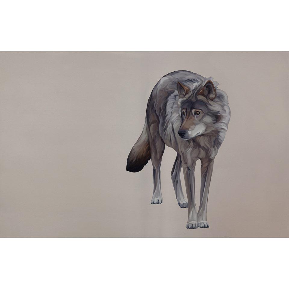 Lone Wolf by Mai Wyn Schantz