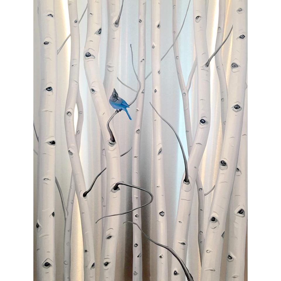 Steller's Grove by Mai Wyn Schantz