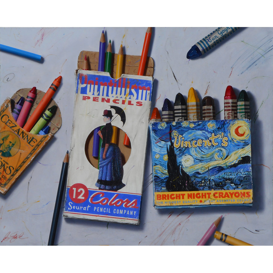 Post Impressionist Packs by Ben Steele