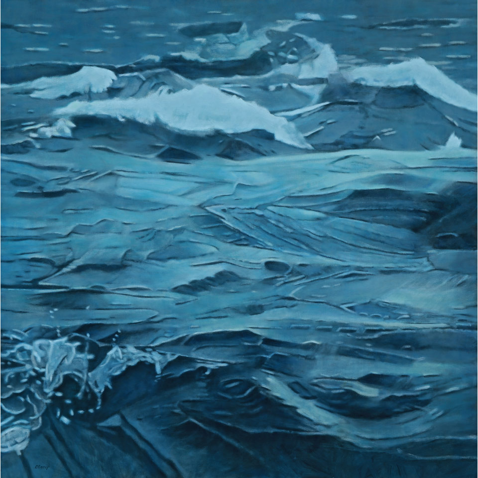 The Sound Of Water by Connie Borup