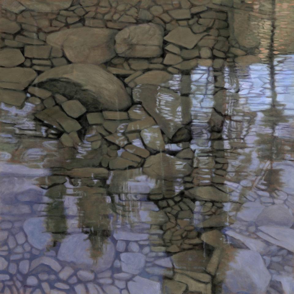 Where Shadows Fall by Connie Borup