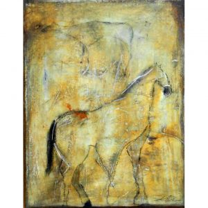 Cave Series Horse 7