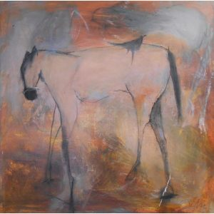 Cave Series Horse #3