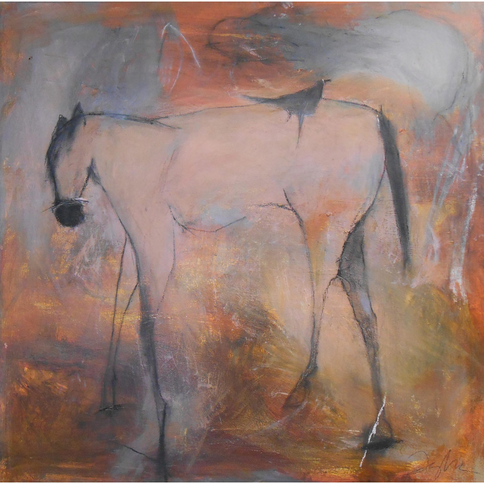 Cave Series Horse #3 by Kathy Taylor