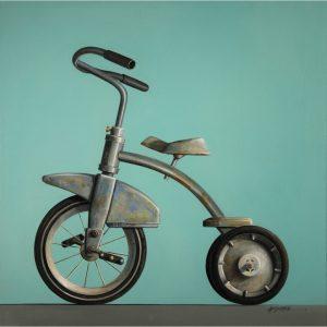 Silver Trike