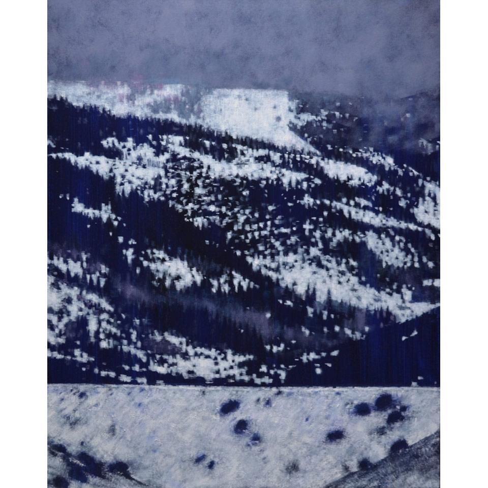 Thousand Lake by Paul Davis