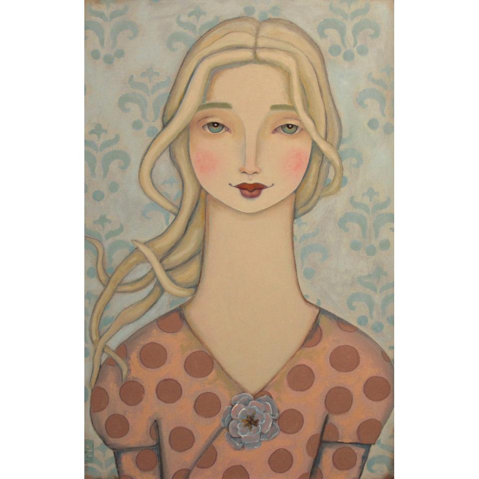 Lisha by Heather Barron