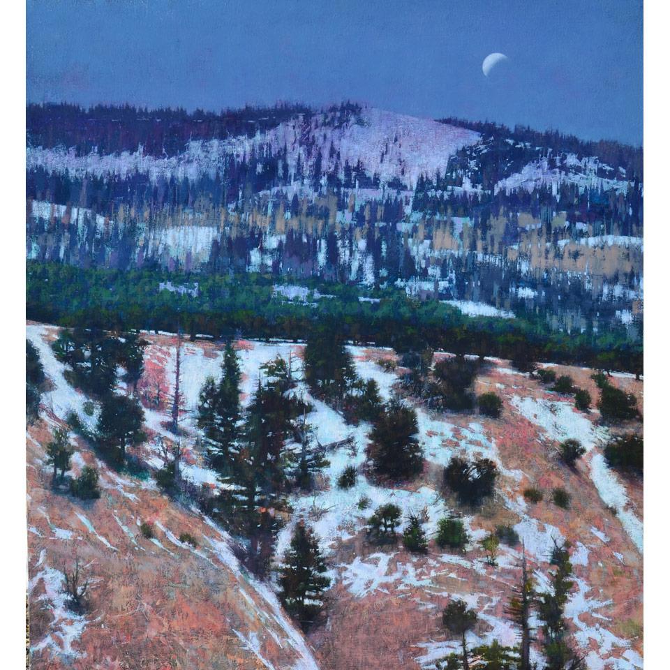 Winter Moon by Paul Davis