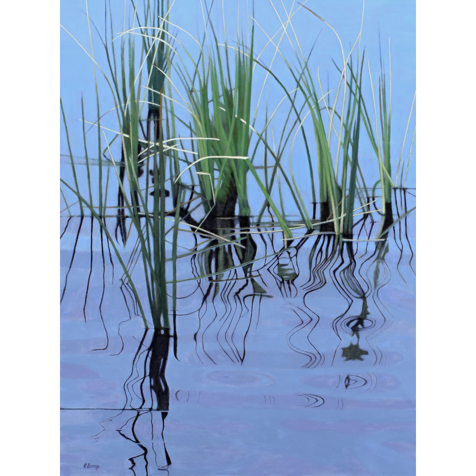 Reed Rhapsody by Connie Borup