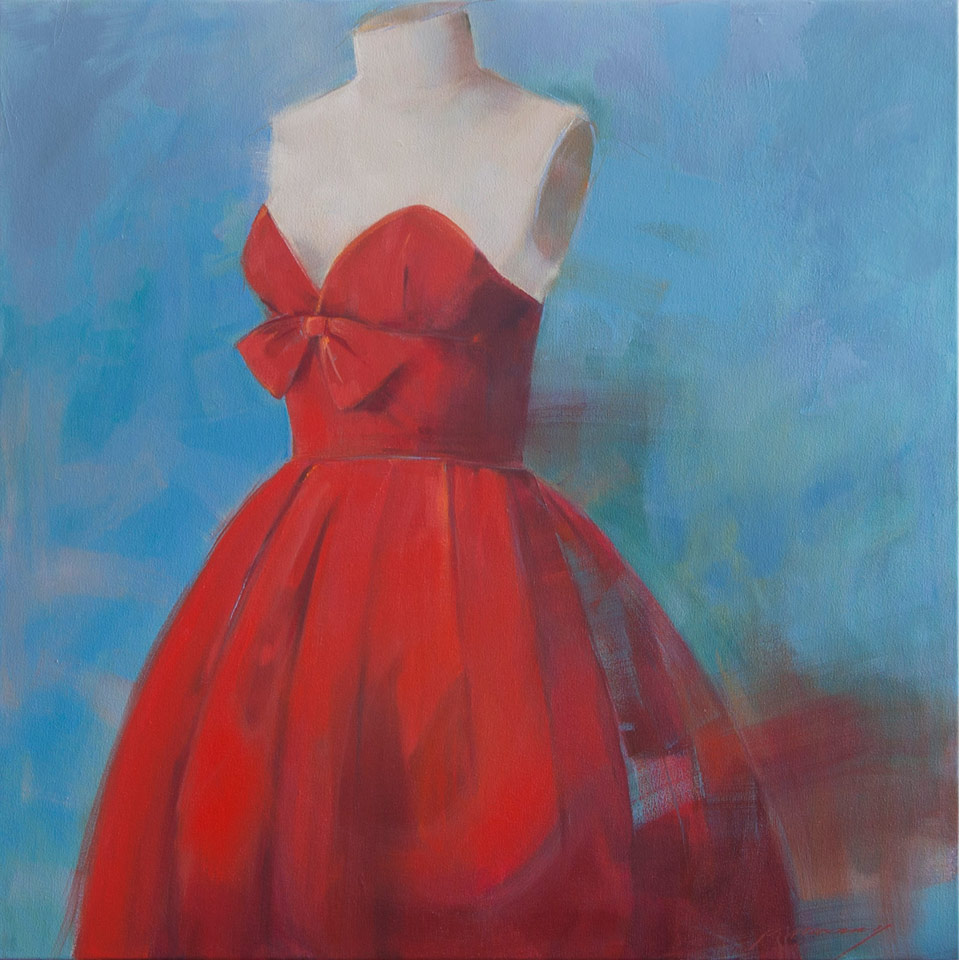Rockabilly Red by Patricia Canney