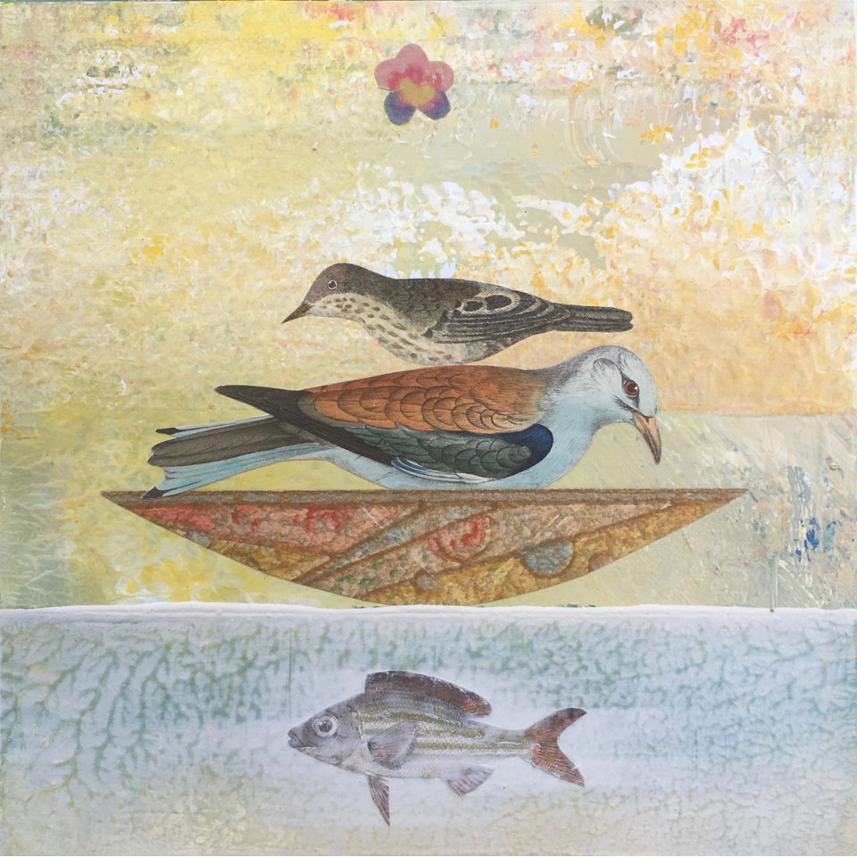 Ark For The Weary Bird by Diana Stetson