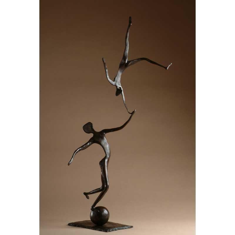 Love is a Dance of Balance by John Kennedy