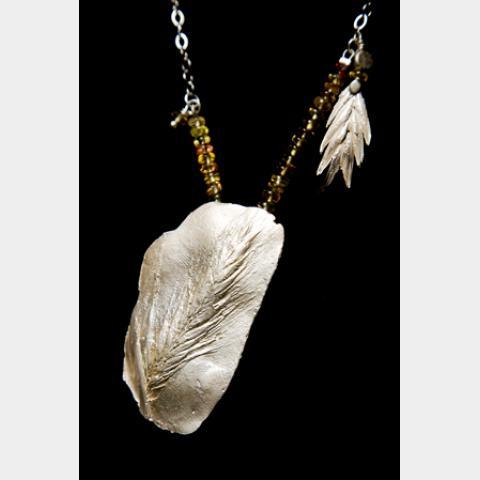 Necklace 03 Pendant by Kathleen Carricaburu