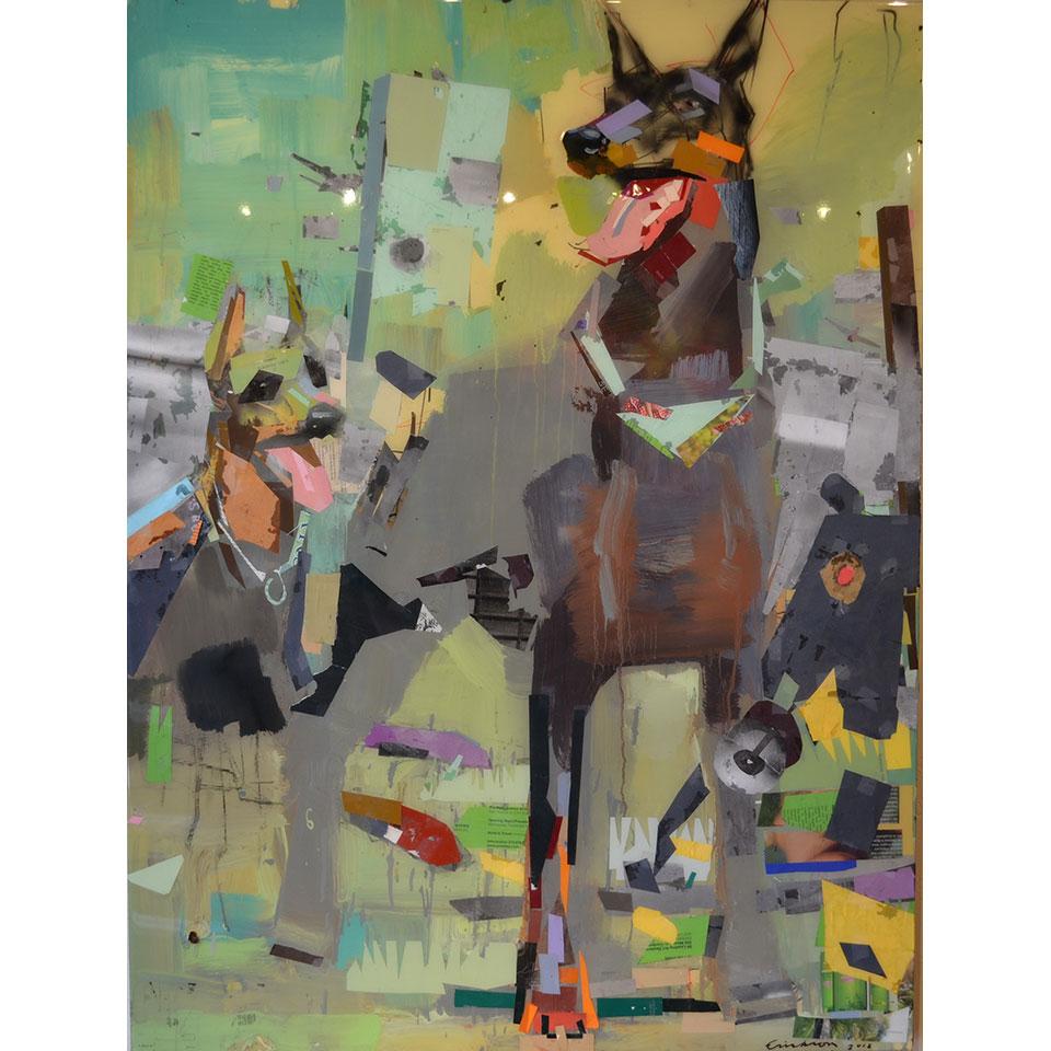 The Dobies by John Erickson