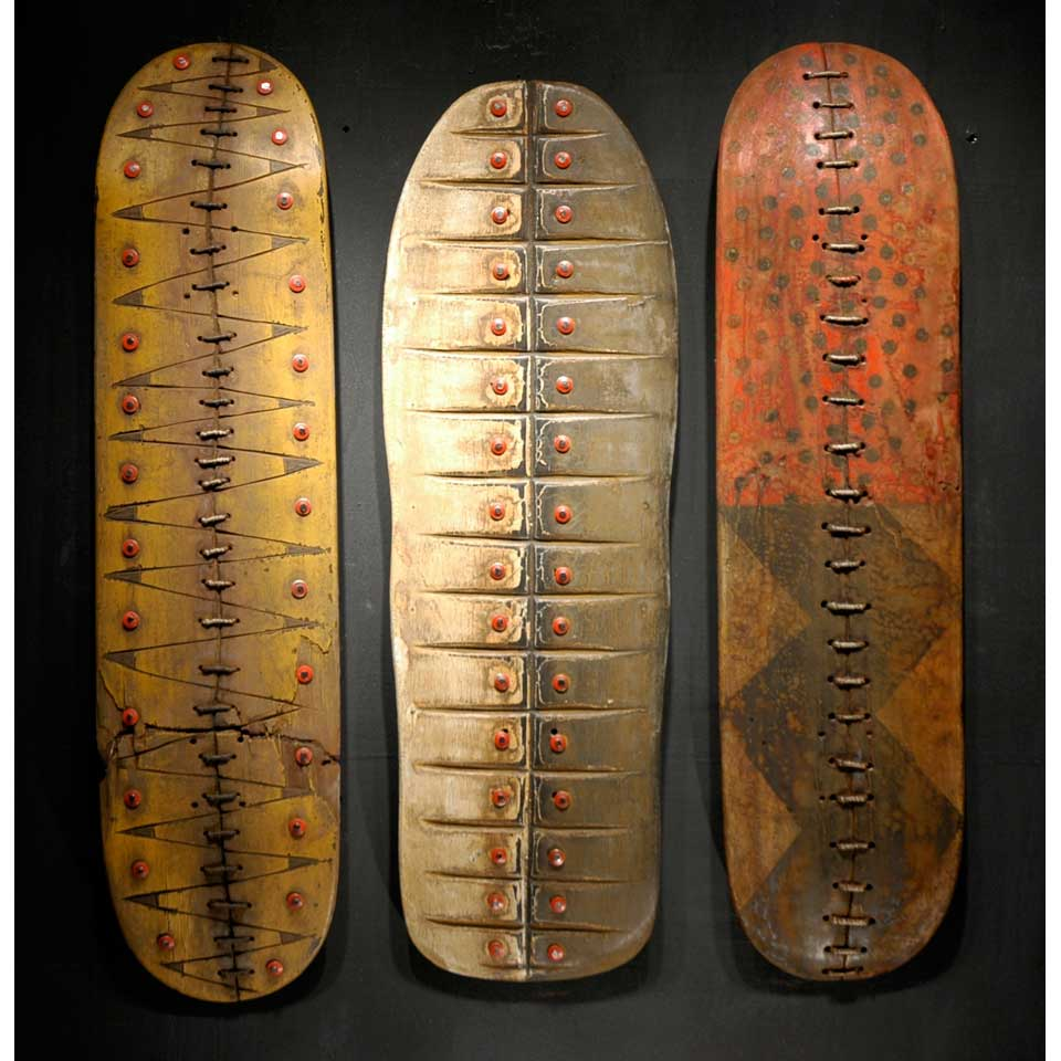 Skate Decks by George Peterson