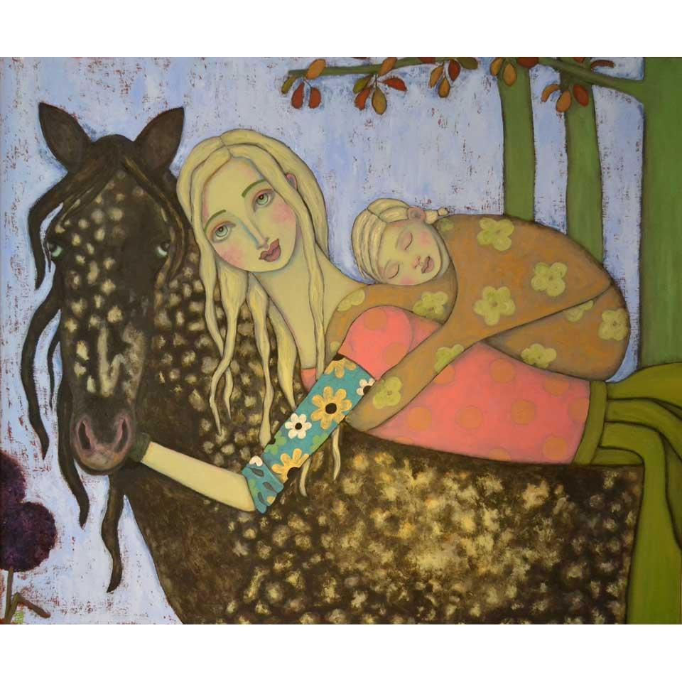 Journey by Heather Barron
