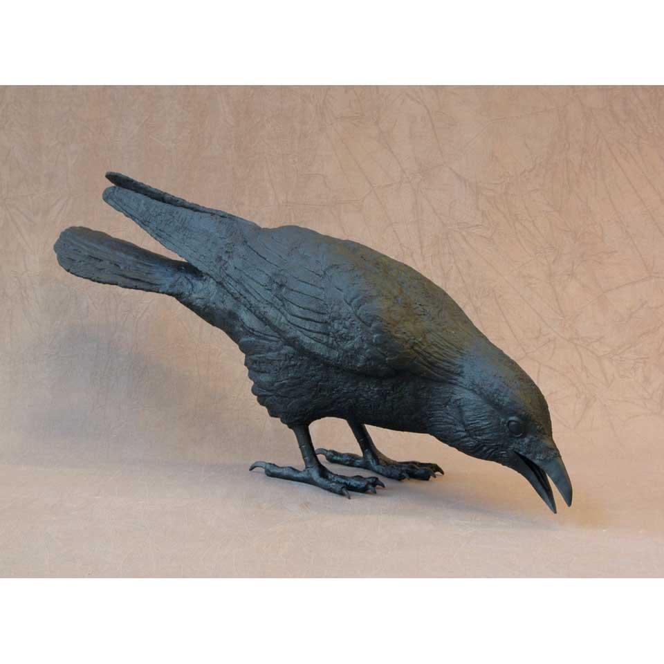 Raven 1D by Jim Eppler