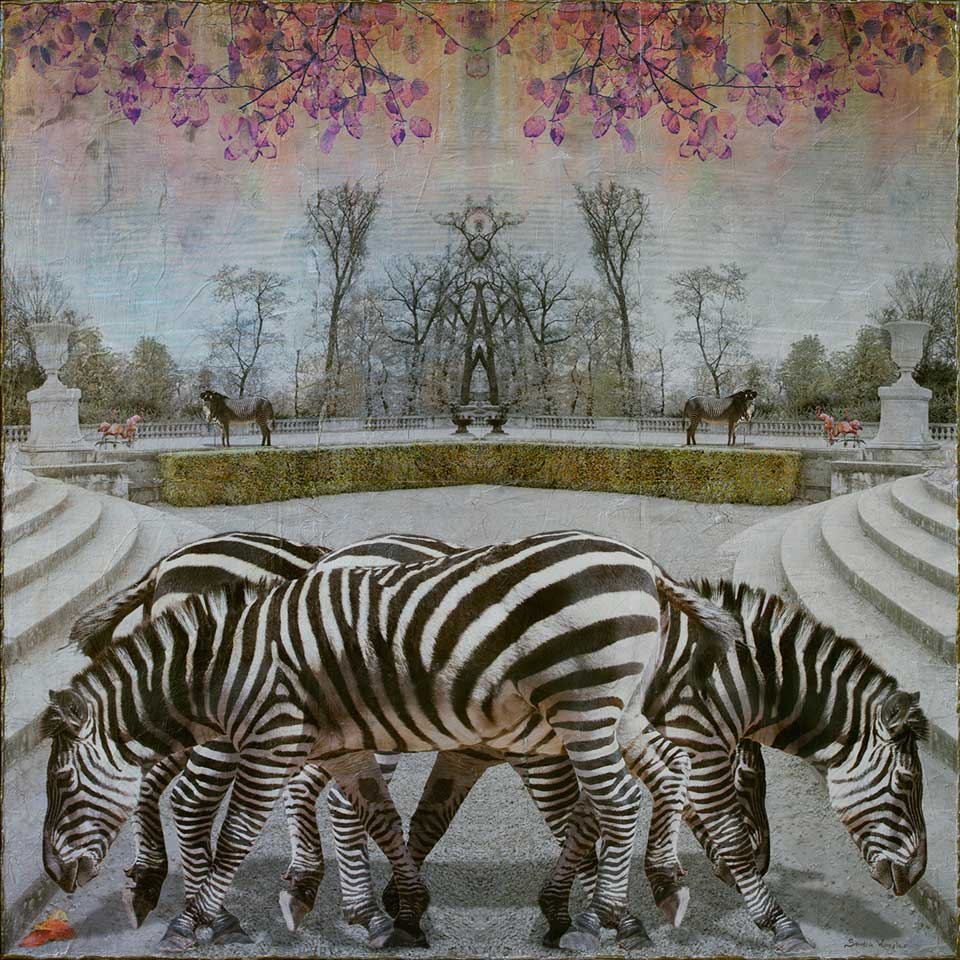 Rever de Versailles by Sondra Wampler