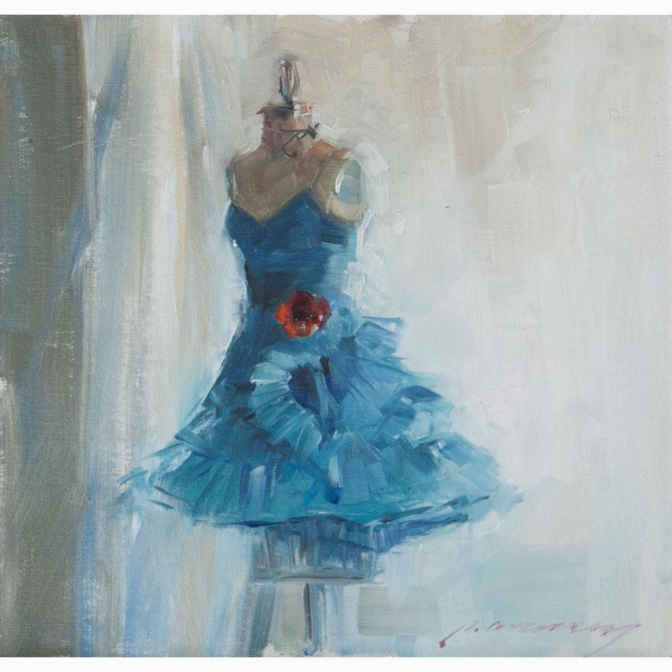 Dansez Sketch by Patricia Canney