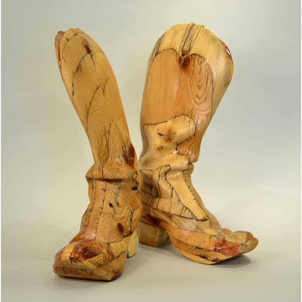 Kickers by Silvia Davis