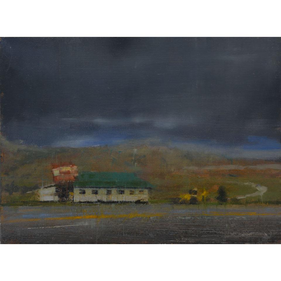 Hillside by Charles Callis