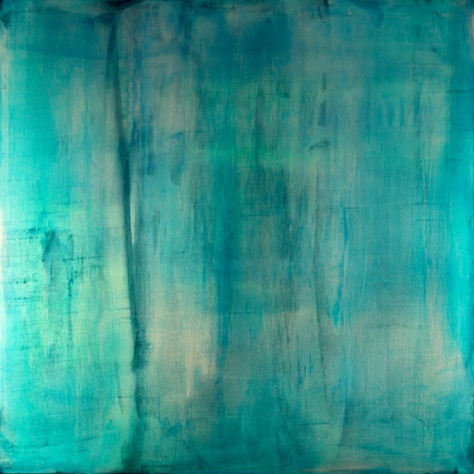 Blue Veil by Tom Carlson