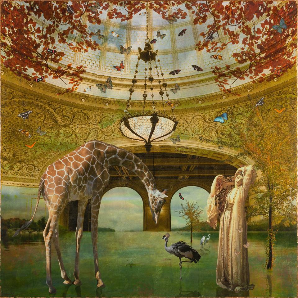 Dorothy Dene In Paradise by Sondra Wampler